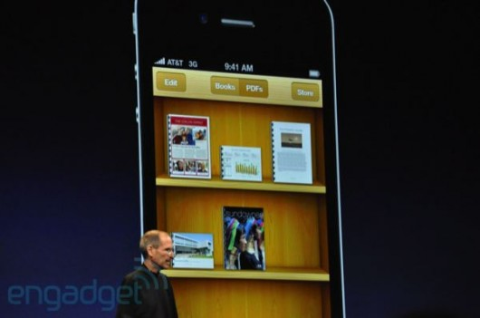 iBooks til iPhone
