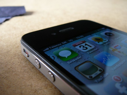 iPhone 4 Telenor signal