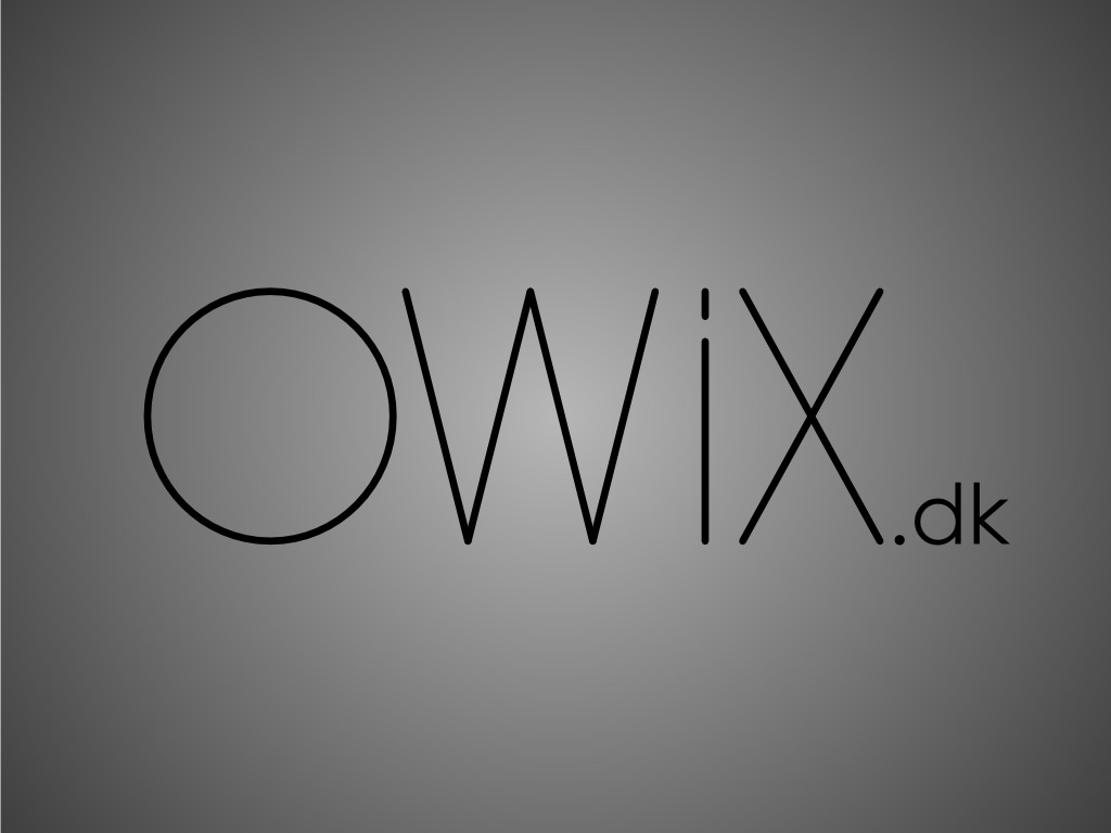 Webdesign by owix