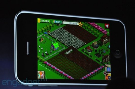 Farmville til iPhone